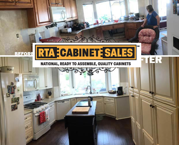 Los Angeles Kitchen Cabinets Gallery 10x8 Cabinets ...