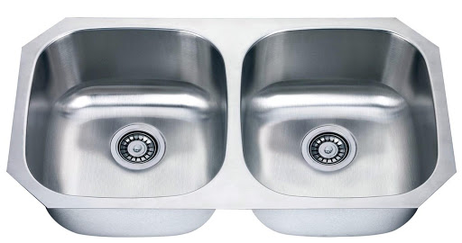 50-50 Undermount Sink